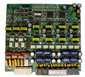 Vertical SBX IP - 3x8 Expansion Board 4032-00